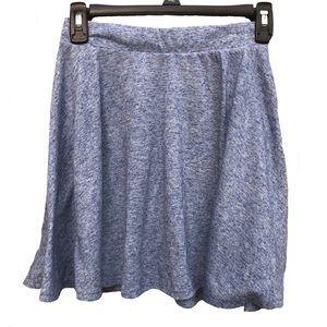 SO | Blue Skater Skirt | Medium
